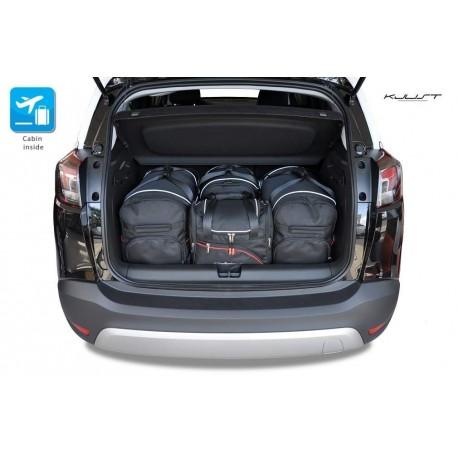 Kit de maletas a medida para Opel Crossland X