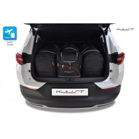 Kit de maletas a medida para Opel Grandland X