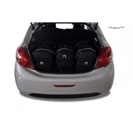 Kit de maletas a medida para Peugeot 208