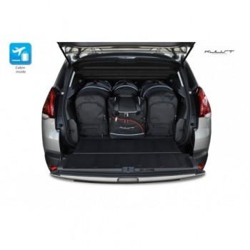 Kit de maletas a medida para Peugeot 3008 (2009 - 2016)