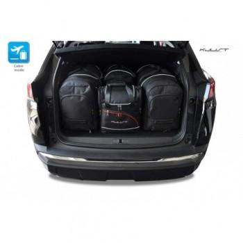 Kit de maletas a medida para Peugeot 3008 (2016 - actualidad)