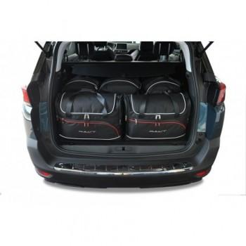 Kit de maletas a medida para Peugeot 5008 5 plazas (2017 - actualidad)