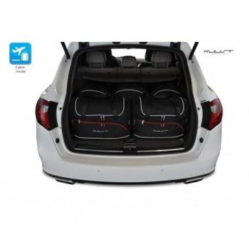 Kit de maletas a medida para Porsche Cayenne 92A Restyling (2014 - 2018)