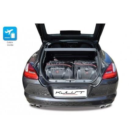 Kit de maletas a medida para Porsche Panamera 970 (2009 - 2013)