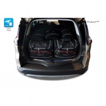 Kit de maletas a medida para Renault Espace 5 (2015-actualidad)