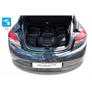 Kit de maletas a medida para Renault Megane 3 o 5 puertas (2009 - 2016)