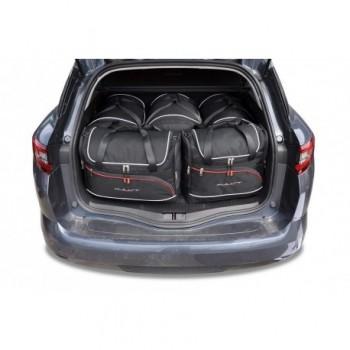 Kit de maletas a medida para Renault Megane familiar (2016 - actualidad)