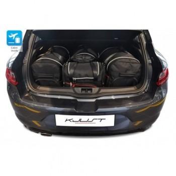Kit de maletas a medida para Renault Megane 5 puertas (2016 - actualidad)