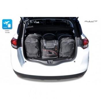 Kit de maletas a medida para Renault Scenic (2016 - actualidad)
