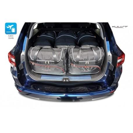 Kit de maletas a medida para Renault Talisman familiar (2016 - actualidad)