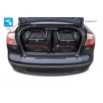 Kit de maletas a medida para Saab 9-3 Cabrio (2003 - 2007)