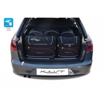 Kit de maletas a medida para Seat Exeo Sedan (2009 - 2013)