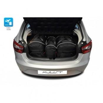 Kit de maletas a medida para Seat Ibiza 6J (2008 - 2016)