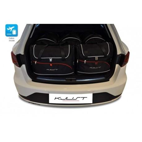 Kit de maletas a medida para Seat Leon MK3 Familiar (2012 - 2018)