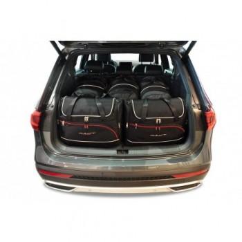 Kit de maletas a medida para Seat Tarraco