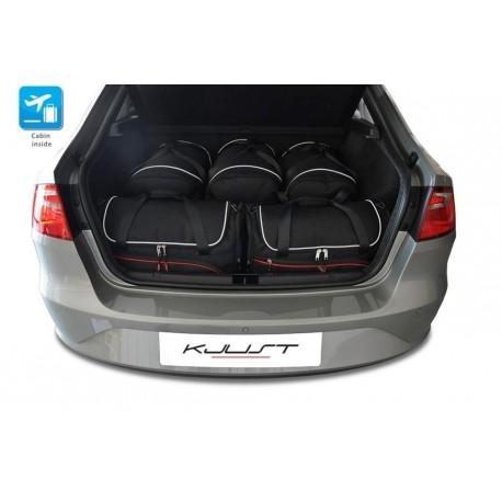Kit de maletas a medida para Seat Toledo MK4 (2009 - 2018)