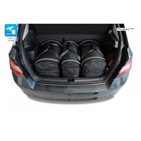 Kit de maletas a medida para Skoda Fabia Hatchback (2015 - actualidad)