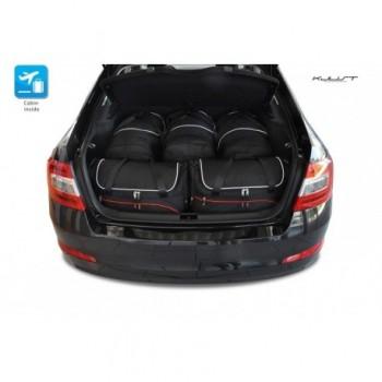 Kit de maletas a medida para Skoda Octavia Hatchback (2013 - 2017)
