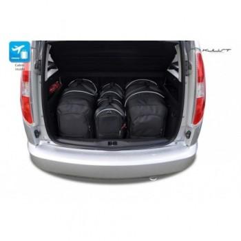 Kit de maletas a medida para Skoda Roomster