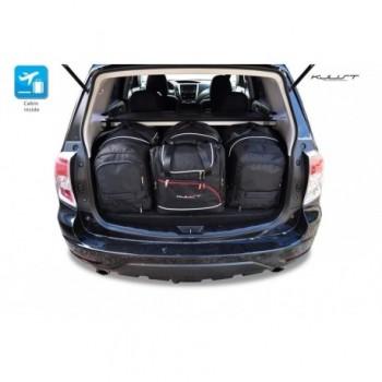 Kit de maletas a medida para Subaru Forester (2008 - 2013)