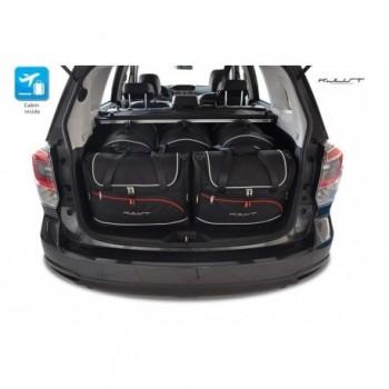 Kit de maletas a medida para Subaru Forester (2013 - 2016)