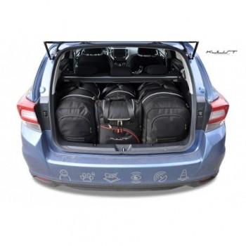 Kit de maletas a medida para Subaru Impreza (2018 - actualidad)