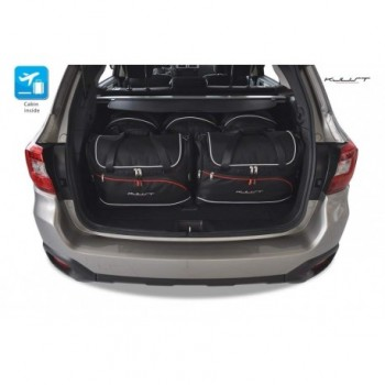 Kit de maletas a medida para Subaru Outback (2015 - actualidad)