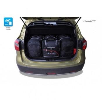 Kit de maletas a medida para Suzuki SX4 Cross (2013 - actualidad)