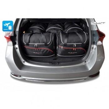 Kit de maletas a medida para Toyota Auris Touring (2013 - actualidad)