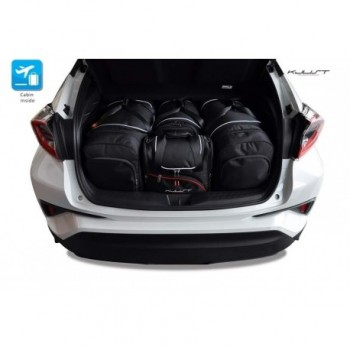 Kit de maletas a medida para Toyota C-HR