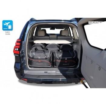 Kit de maletas a medida para Toyota Land Cruiser 150 Largo Restyling (2017 - actualidad)