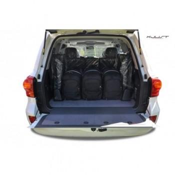 Kit de maletas a medida para Toyota Land Cruiser 150 Largo (2009-actualidad)
