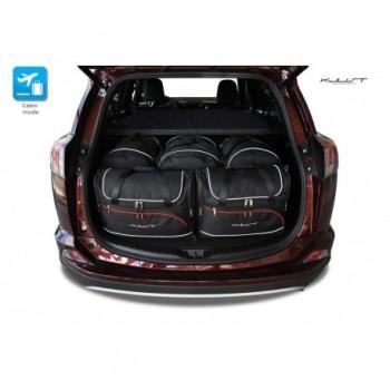 Kit de maletas a medida para Toyota RAV4 (2013 - actualidad)