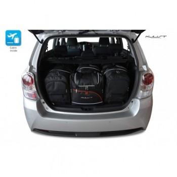 Kit de maletas a medida para Toyota Verso (2013 - actualidad)