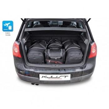 Kit de maletas a medida para Volkswagen Golf 5 (2004 - 2008)