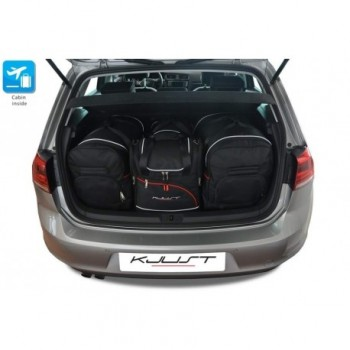 Kit de maletas a medida para Volkswagen Golf Sportsvan