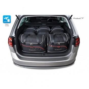 Kit de maletas a medida para Volkswagen Golf 7 Familiar (2013 - actualidad)
