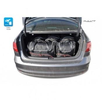 Kit de maletas a medida para Volkswagen Jetta (2011 - actualidad)