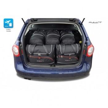 Kit de maletas a medida para Volkswagen Passat B6 Familiar (2005 - 2010)