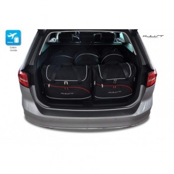 Kit de maletas a medida para Volkswagen Passat B8 Familiar (2014 - actualidad)