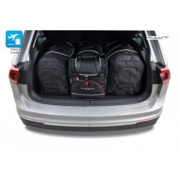 Kit de maletas a medida para Volkswagen Tiguan (2016 - actualidad)