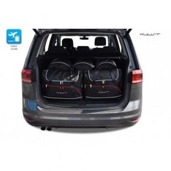 Kit de maletas a medida para Volkswagen Touran (2015 - actualidad)