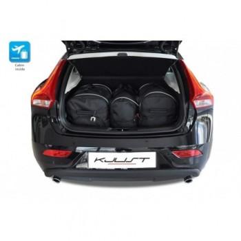 Kit de maletas a medida para Volvo V40 (2012-actualidad)