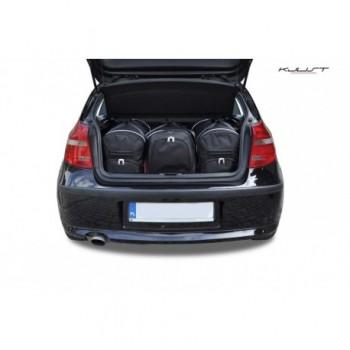 Kit maletas a medida para BMW Serie 1 E81 3 puertas (2007 - 2012)
