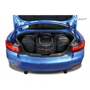 Kit maletas a medida para BMW Serie 2 F22 Coupé (2014 - actualidad)