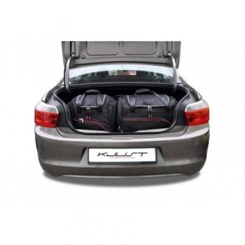 Kit maletas a medida para Citroen C-Elysée (2013-actualidad)