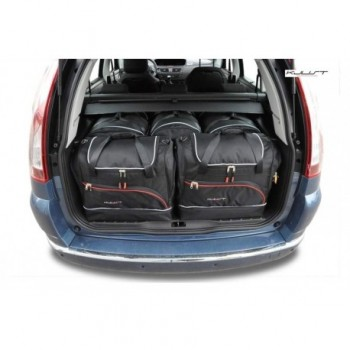 Kit maletas a medida para Citroen C4 Grand Picasso (2006 - 2013)