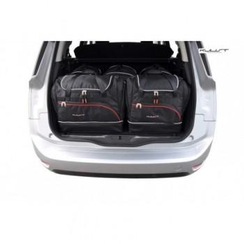 Kit maletas a medida para Citroen C4 Grand Picasso (2013 - actualidad)