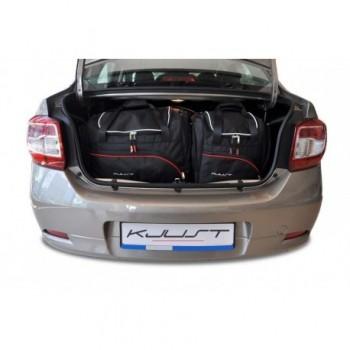 Kit maletas a medida para Dacia Logan (2013 - 2016)