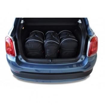 Kit maletas a medida para Fiat 500 X (2015 - actualidad)